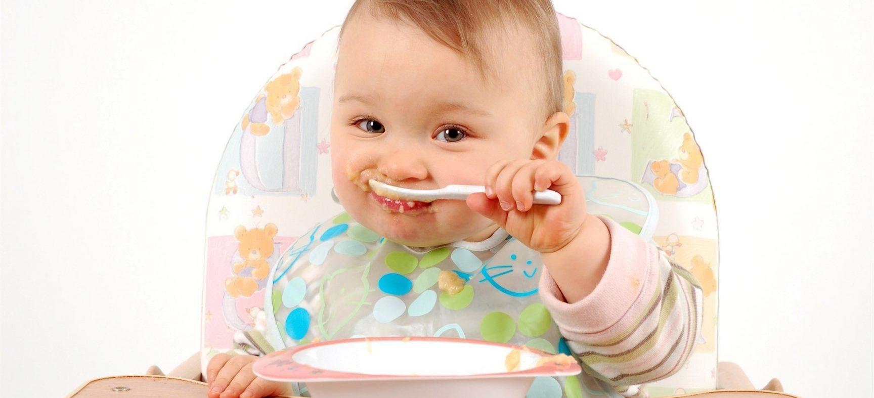 Ganho de peso: cuidado deve começar desde bebê.